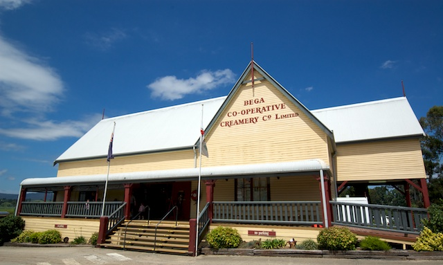 Bega Cheese Factory