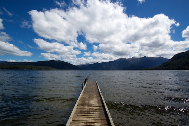 Deepest lake of NZ
